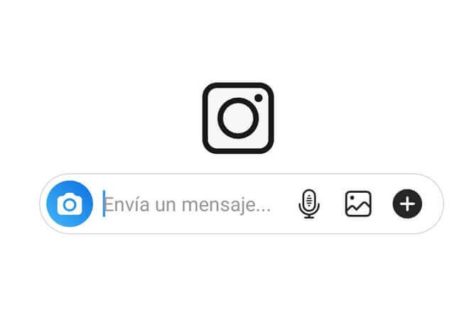 Cómo enviar mensajes de voz por Instagram