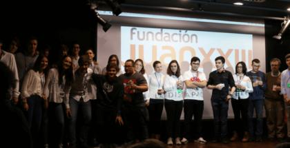 El videojuego se ha desarrollado de forma específica para dos usuarios del Centro de Día de la Fundación en un taller inclusivo de alumnos con discapacidad de su Centro de Formación y alumnos sin discapacidad del Colegio San Agustín.