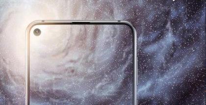 Galaxy A8s Características