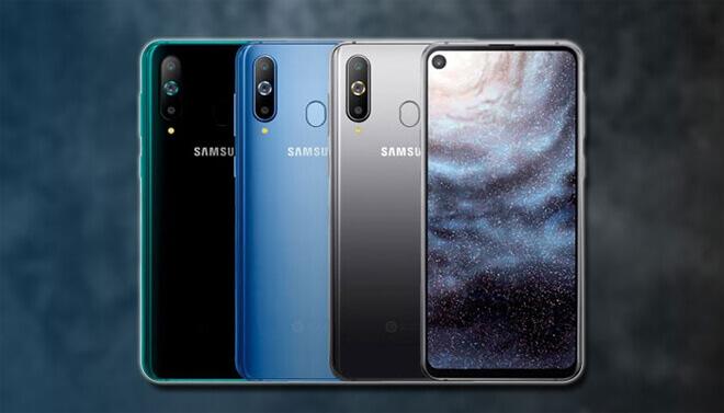 El Galaxy A8s ya fue anunciado oficialmente