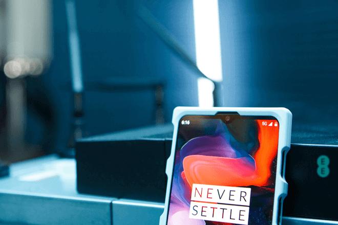 El smartphone 5G de OnePlus llegará en 2019