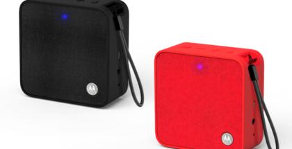 Motorola presenta un nuevo altavoz portátil inalámbrico