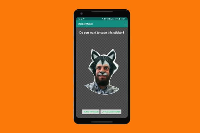 Cómo hacer stickers de Whatsapp en Android