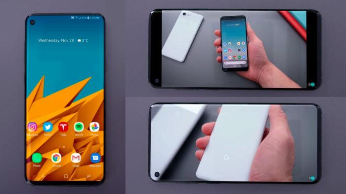 Samsung Galaxy S10: Características, imágenes y fecha de lanzamiento