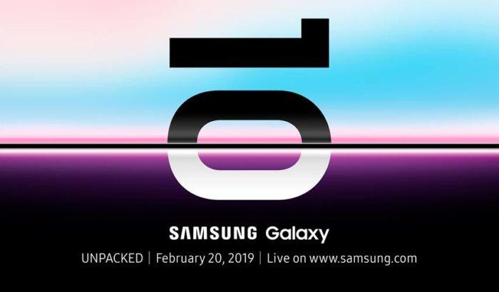 Samsung Galaxy S10 llegará el 20 de febrero y será así: Características y fotos