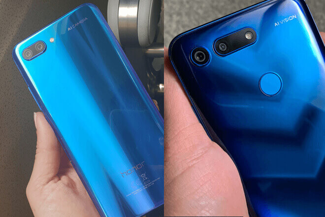 Honor View 20 Vs Honor 10: Comparativa de características y diferencias