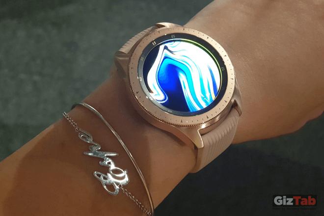 53fd0b722d9a Comprar el Samsung Galaxy Watch en España ya es posible - GizTab