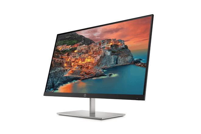 HP ha presentado una nueva línea de monitores Pavilion que sumergen a los usuarios en aquello que están creando o viendo