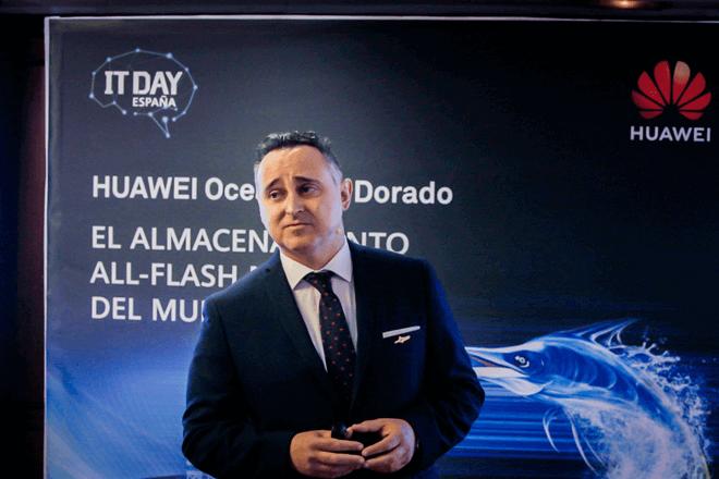 La apuesta de Huawei por el almacenamiento All-Flash: Claves