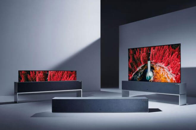 LG SIGNATURE OLED TV R, el primer TV enrollable