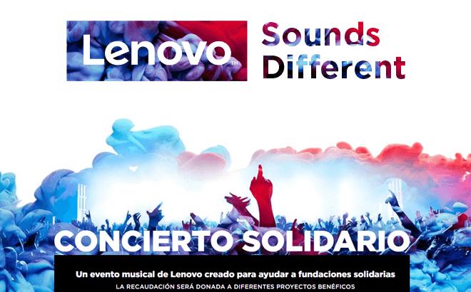 Lenovo Sounds Different llega al WiZink Center con Love of Lesbian y La Habitación Roja