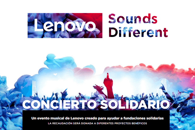 Lenovo Sounds Different llega al WiZink Center con Love of Lesbian y La Habitación Roja