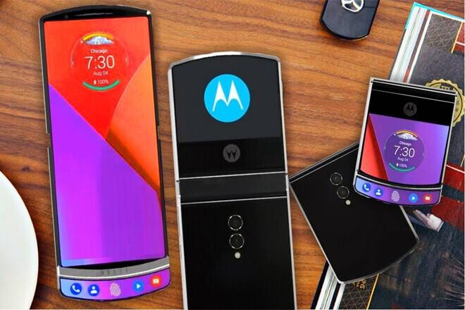 Motorola RAZR: Todo lo que sabemos sobre el móvil plegable de Motorola