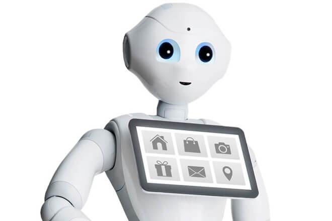 Alquilar un robot Pepper es más fácil de lo que imaginas: Ejemplos de uso
