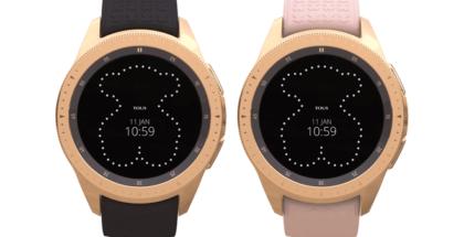 El Galaxy Watch muestra su versión más tierna de la mano de Samsung y Tous