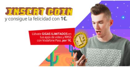 Vodafone Yu celebra la llegada del nuevo año rebajando los Vodafone Pass a 1€