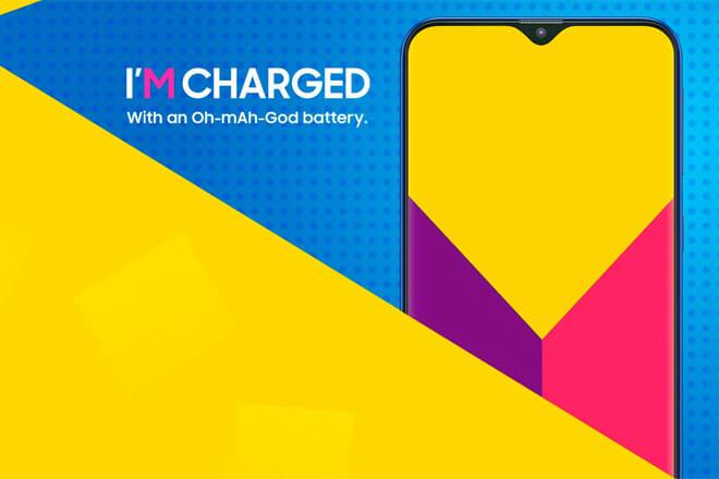 Samsung Galaxy M20: precio y características