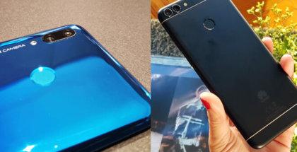 Comparativa del Huawei P Smart 2019 Vs Huawei P Smart para ver sus diferencias