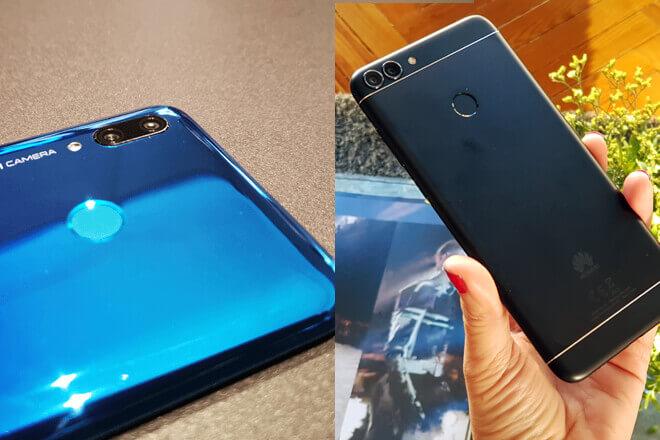 Huawei P Smart 2019 Vs Huawei P Smart: Comparativa de diferencias y lo que ha cambiado