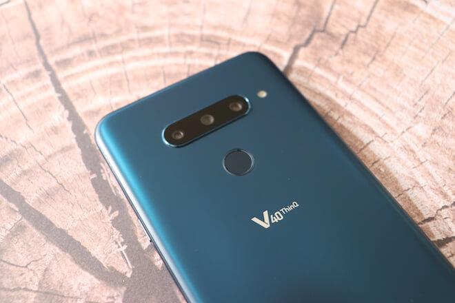 LG V40 ThinQ, el mejor móvil de la historia de LG (análisis y opiniones)