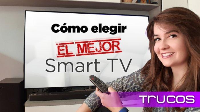 ¿Qué Smart TV comprar en 2019? Aprende a elegir el mejor TV en estas rebajas