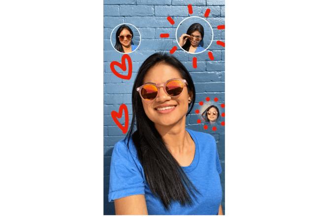 selfie sticker