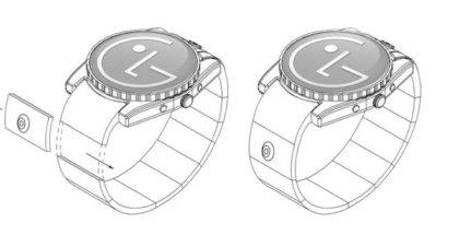 Smartwatch con cámara de LG