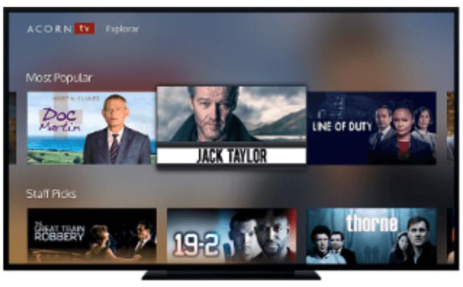 Mejores series de Acorn TV en España