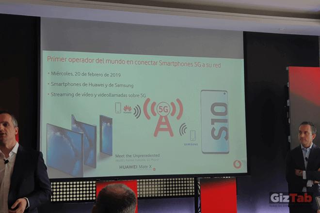 Vodafone y su tecnología 5G