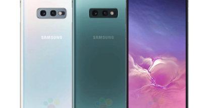 características del Galaxy S10 E