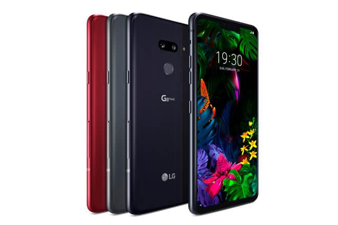 Características del LG G8 ThinQ