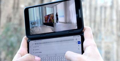 Las características del LG V50 ThinQ le convierten un gama alta premium