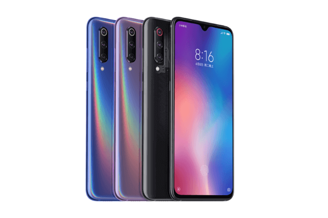 Xiaomi Mi 9: Características y precio