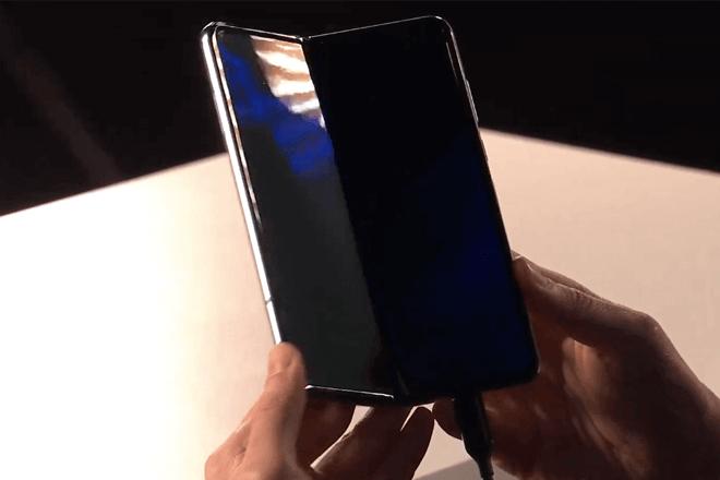 Nuevos móviles plegables de Samsung