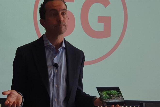 Vodafone muestra su liderazgo en 5G  en el Mobile World Congress