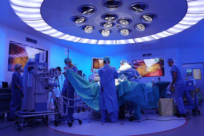 La Red 5G de Vodafone conectará a cirujanos alrededor del mundo en un proyecto pionero en telemedicina