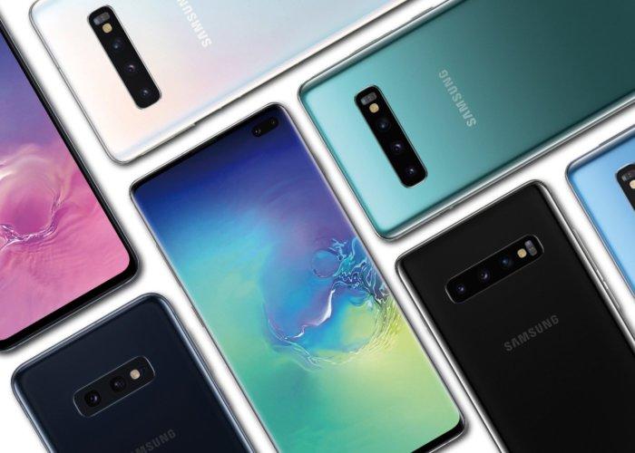 Galaxy S10 Vs Galaxy S10 Plus Vs Galaxy S10E: Comparativa y diferencias