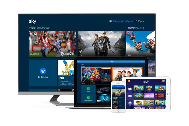 Yoigo ofrece Sky TV a sus clientes por un precio fijo para siempre