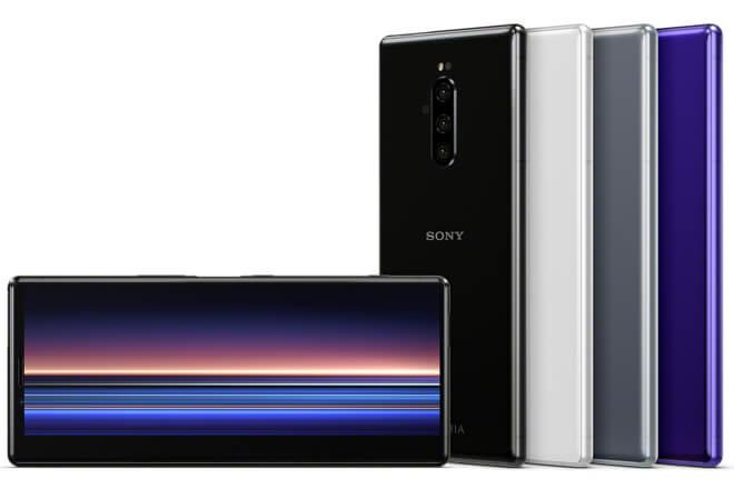 Sony Xperia 1 es oficial: Características y precios