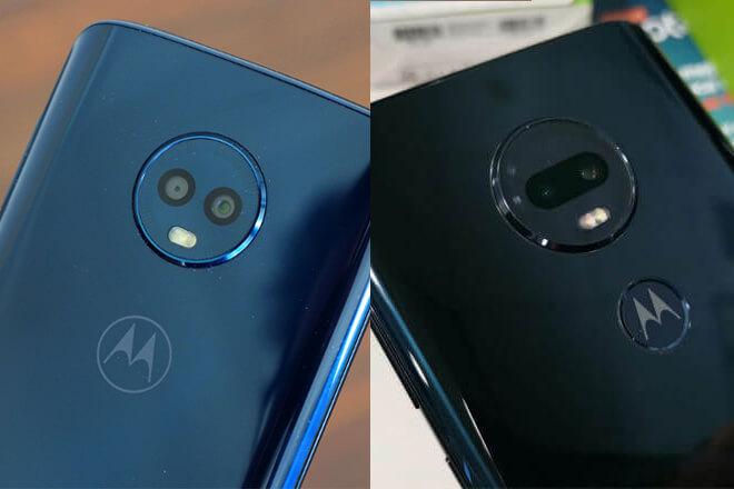 Moto G7 plus vs. Moto G6 plus: comparativa y diferencias