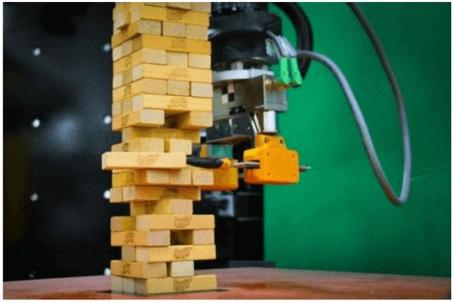 Este robot podría derrotarte en Jenga