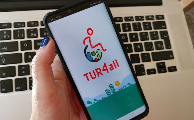 TUR4all: Conoce esta app de turismo accesible