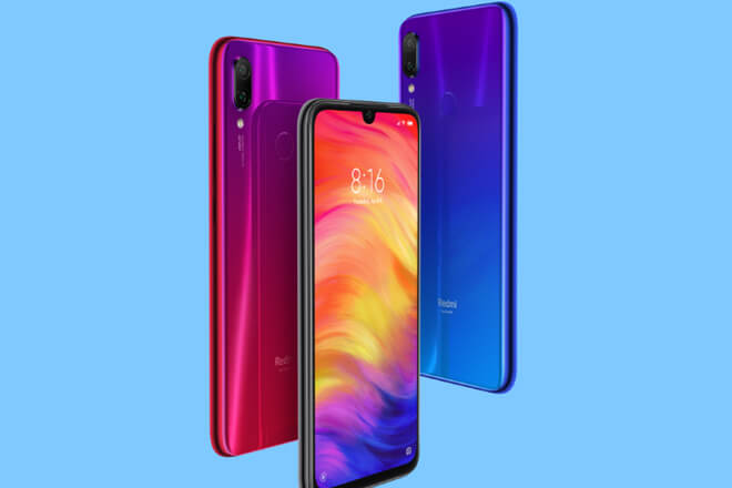 Xiaomi Redmi Note 7: Características y precio