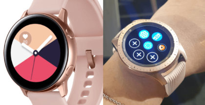 Galaxy Watch Active Vs Galaxy Watch