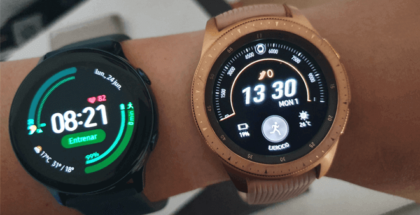 Samsung Galaxy Watch Active Vs Galaxy Watch: 5 diferencias