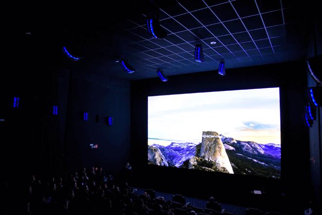 Los cines Odeon Sambil de Madrid, son los primeros de España que ofrecen los últimos estrenos bajo una experiencia inmersiva con tecnología LED