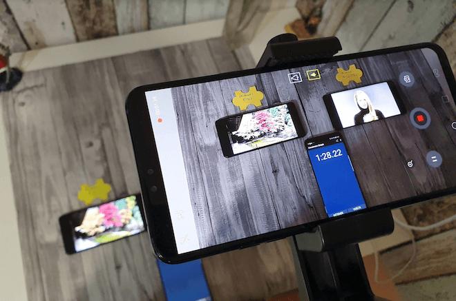 Prueba de rendimiento y autonomía del Huawei P30