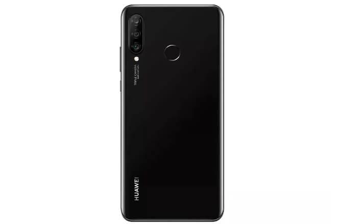 Cámara Huawei 30 lite