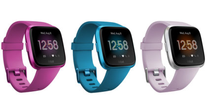 Características de Fitbit Versa Lite