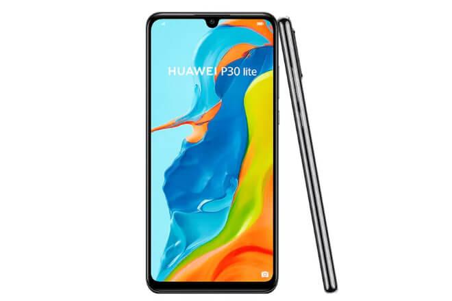 Huawei P30 lite, características y precio